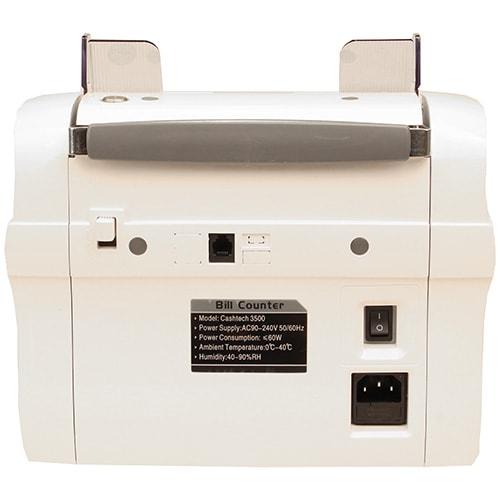 3-Cashtech 3500 UV/MG počítačka bankoviek