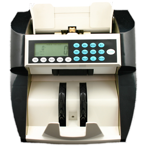 3-Cashtech 780 počítačka bankoviek