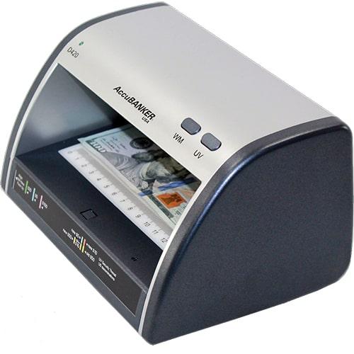 2-AccuBANKER LED420 tester bankoviek