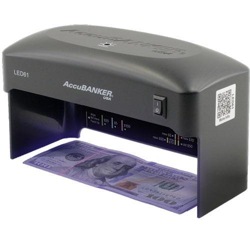 1-AccuBANKER LED61 tester bankoviek